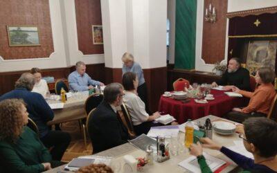 Годовое отчетное собрание по работе обители