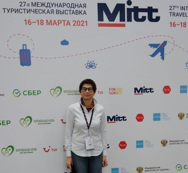 Паломническая служба Коневской обители приняла участие в MITT — Международной туристической выставке в Москве.