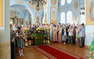 Фотоотчет торжеств от пресс-службы Выборгской епархии!