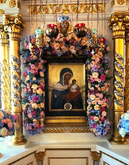 23 июля — память Коневской иконы Божией Матери