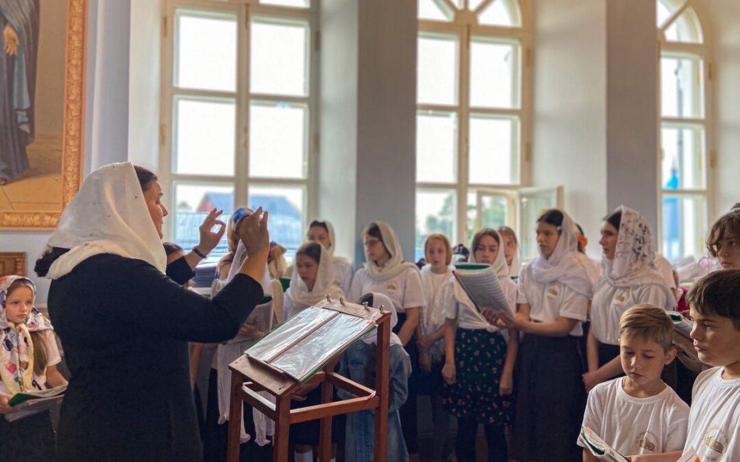 Детско-юношеский хор «София»