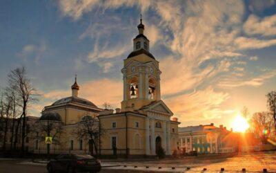 Cостоялась первая поездка от нашей паломнической службы по программе «Православный Выборг»!